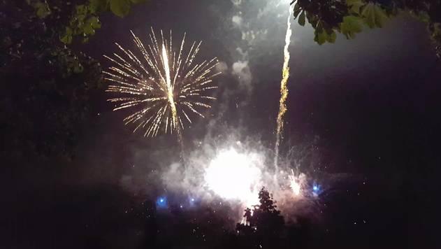 In Stetten geht dieses Jahr am 1. August kein Feuerwerk in die Höhe. (Symbolbild)