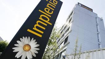 Das Bauunternehmen Implenia hat im ersten Semester 2019 einen Gewinneinbruch erlitten. Grund sind Wertberichtigungen und Neubewertungen bei Projekten in Norwegen und Polen. (Archiv)