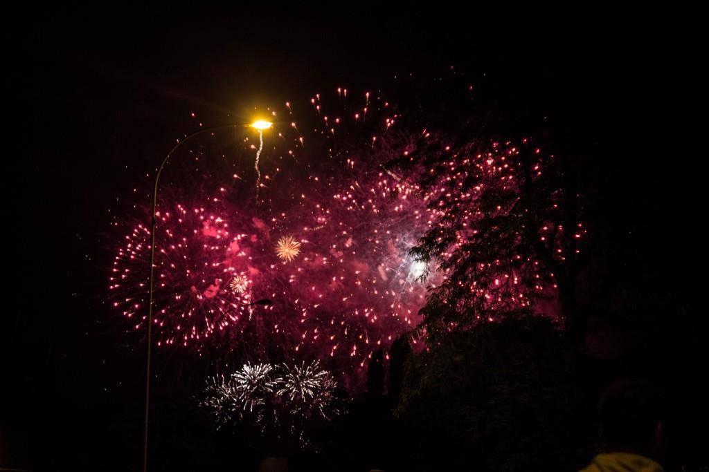Das Seenachtsfest Arbon am Samstag (© FM1Today/Stefanie Rohner)