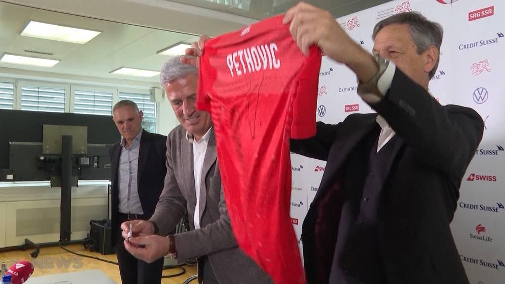 Petković bleibt Nati-Trainer