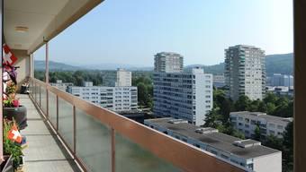 Eine SP-Initiative will günstigen Wohnraum im Baselbiet fördern (im Bild die Siedlung der Eisenbahner-Baugenossenschaft Am Stausee in Birsfelden).