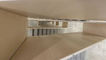 45 knarzende Treppenstufen müssen Simon Libsig und seine Familie meistern, um in ihre Wohnung zu gelangen.