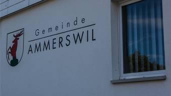 Das Gemeindehaus von Ammerswil