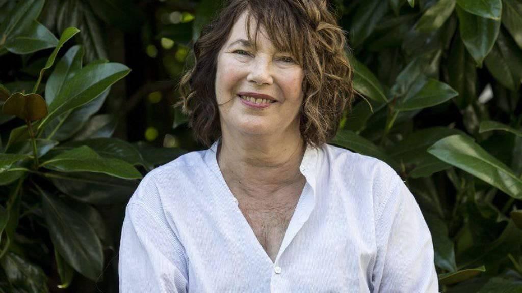 Jane Birkin diesen Sommer auf dem Festival del film von Locarno. Nach einem schweren Schicksalsschlag und einer chronischen Erkrankung geht sie mit 70 fast nicht mehr aus dem Haus. (Archivbild)