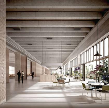 Die Zürcher Allreal Generalunternehmung AG hat den Gesamtleistungswettbewerb für den Neubau der FHNW auf dem Dreispitz-Areal gewonnen.
