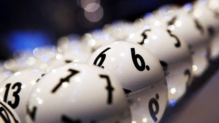 Deutsche Lottozahlen - das ZDF zeigte die falschen Zahlen.