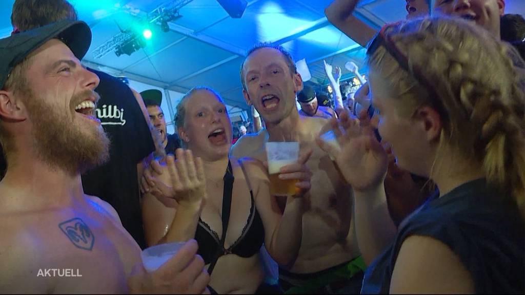 ETF: Wenn Turner zu Partytieren werden
