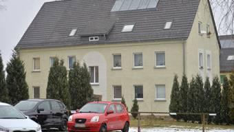 Das Asylheim in Clausnitz. (Symbolbild)