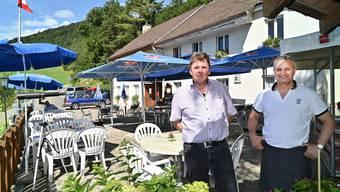 Wiedereröffnung Restaurant Pintli mit Thomas Jäggi und Team