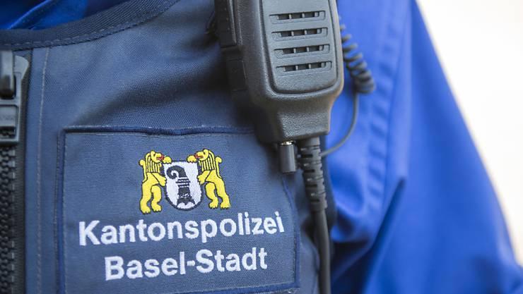 Eine sofortige Fahndung der Kantonspolizei Basel-Stadt verlief zunächst erfolglos. (Symbolbild)