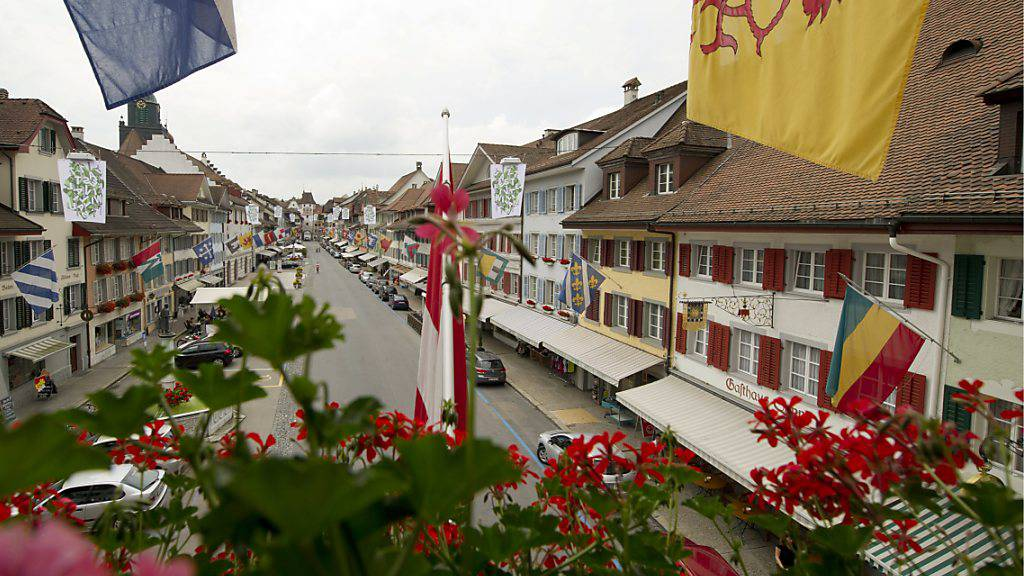 Die Stadt Willisau hat einen neuen Präsidenten: FDP-Kantonsrat André Marti übernimmt von Parteikollegin Erna Bieri. (Archivbild)
