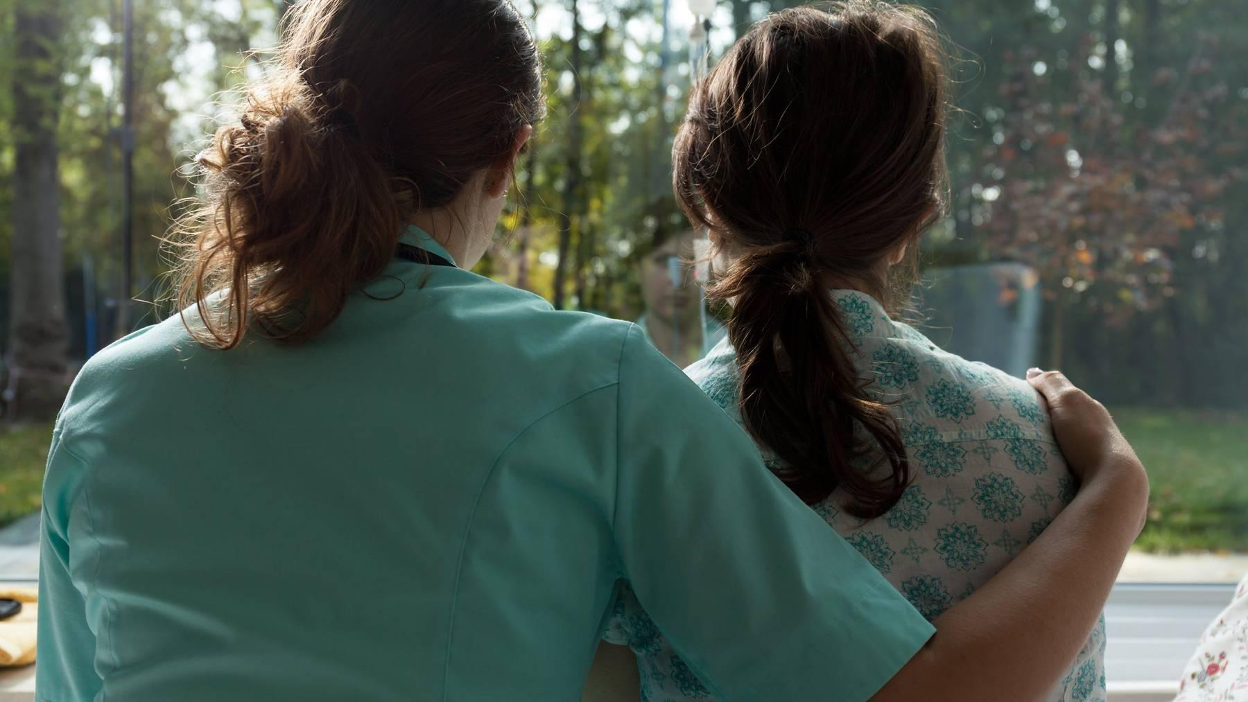 Marlen Schneider hat durch ihre Stammzellenspende ein Leben gerettet. (Symbolbild)