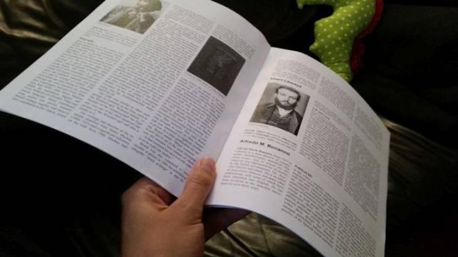Ein paar geheftete Seiten Wikipedia kosten bei Ex Libris Fr. 20.50. Foto: ho