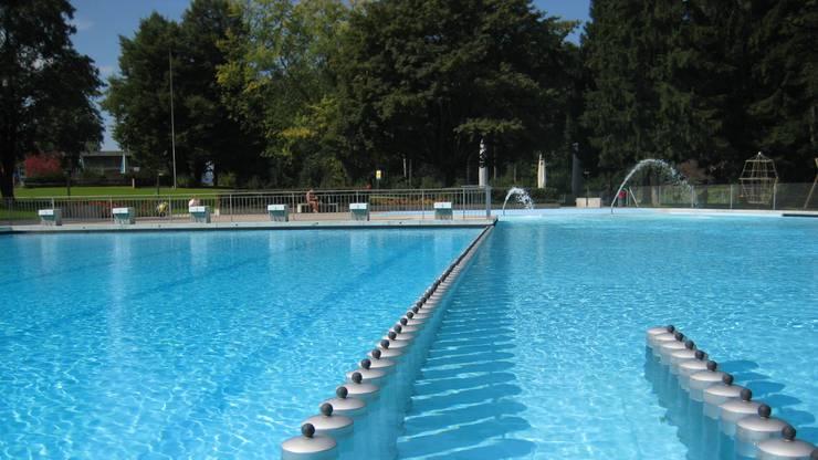Badi Zwischen den Hölzern, Oberengstringen.