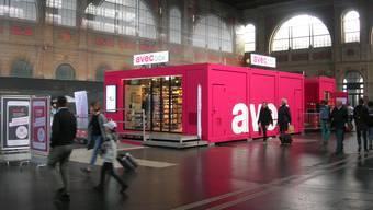 Vom Laden ohne Verkäufer bis zum Geschichtenautomaten