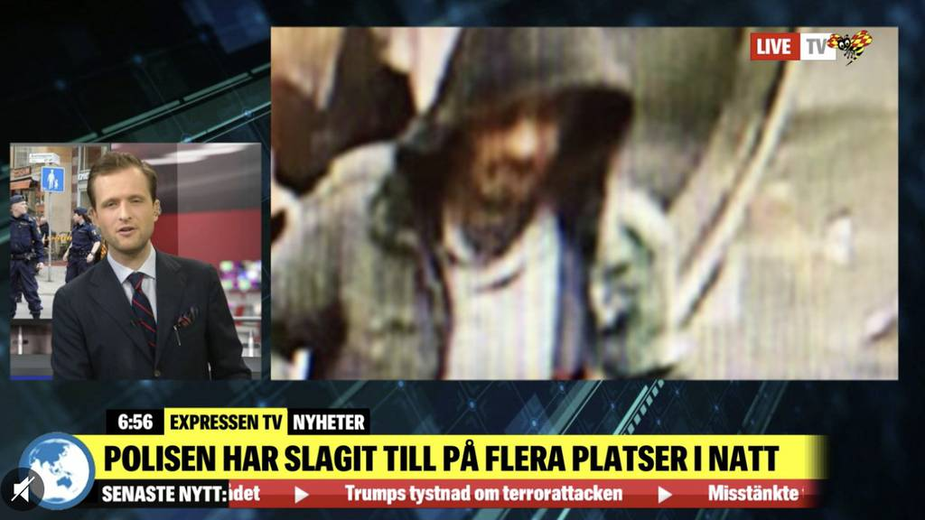 Update Stockholm: Täter offenbar gefasst