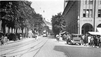 Vom Gemüsemarkt bis zur Bahnhofstrasse: Geschichte des Stadtzürcher Konsumverhaltens