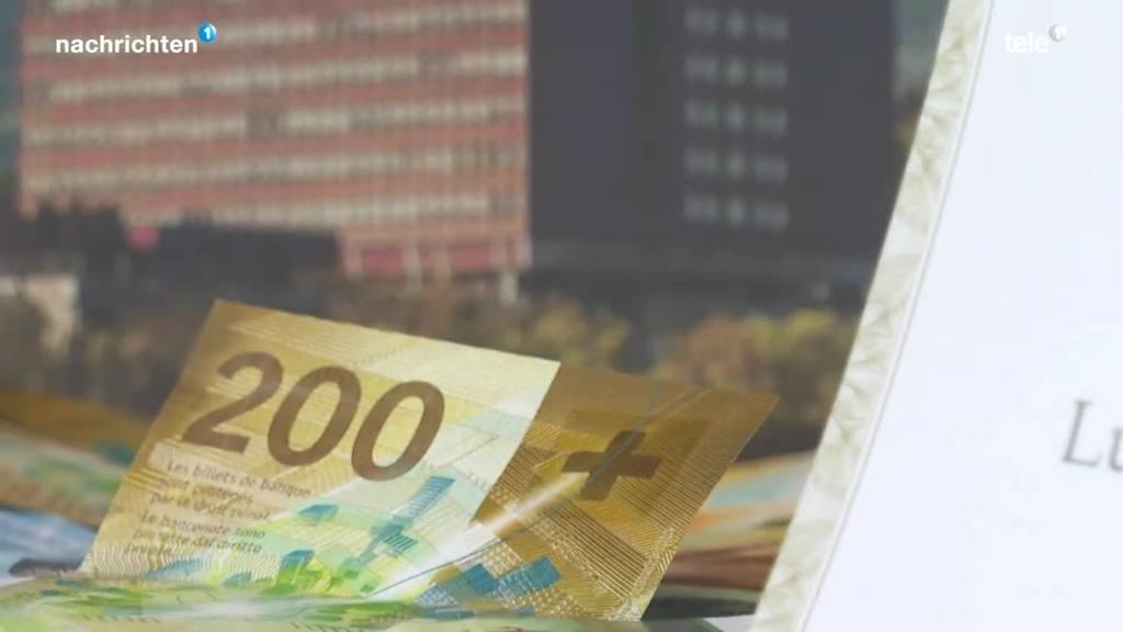 Kanton unterstützt LUKS finanziell