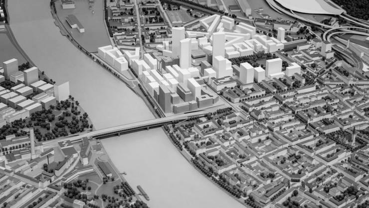 Der Vorschlag der Architekten Diener & Diener