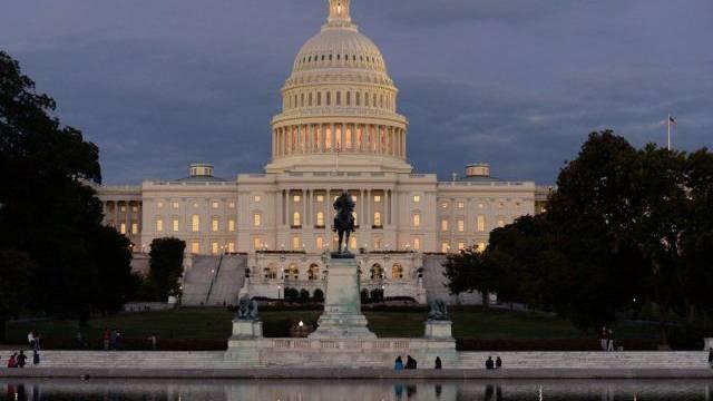 Je länger sich der Budgetstreit hinzieht, desto grösser wird die Nervosität unter den US-Bürgern.