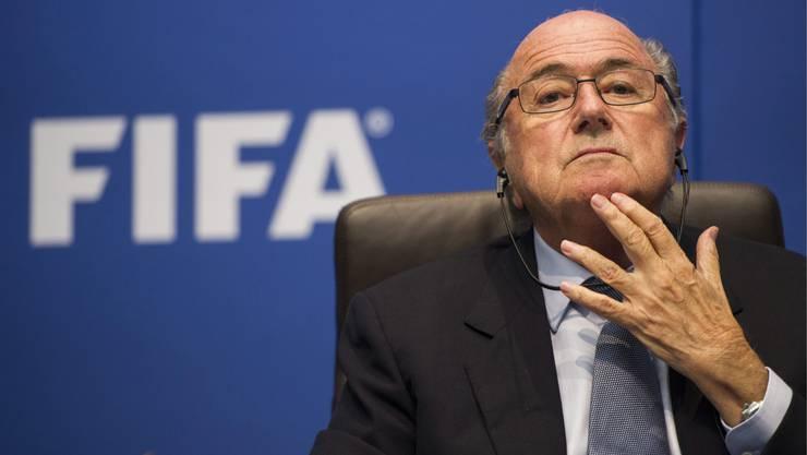 «Blatter ist ein moralisch korrupter, charakterloser Gesell» – deutliche Worte von Jens Weinreich.