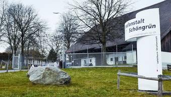 Strafanstalt Schöngrün (Archiv)