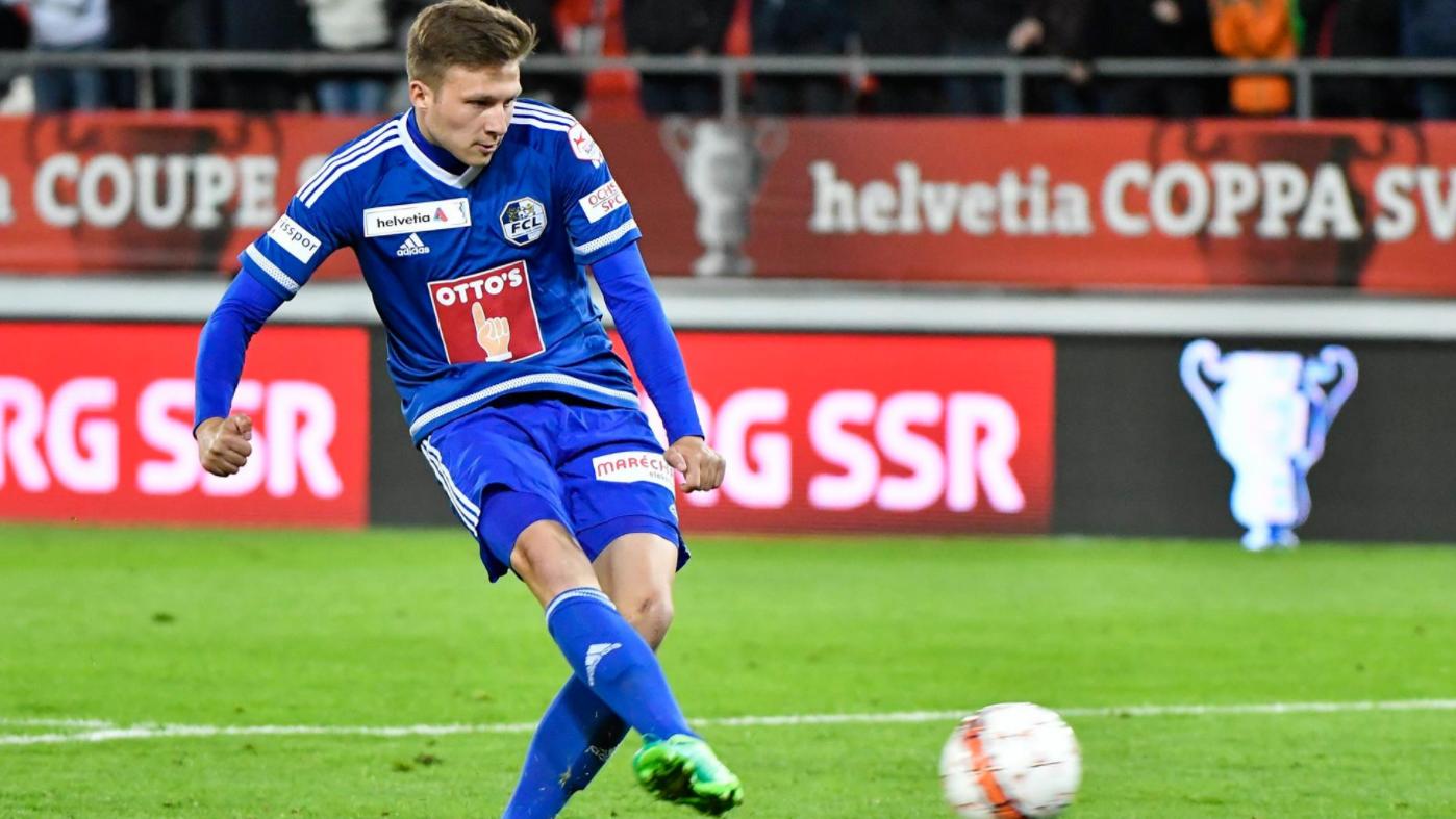 FCL-Mittelfeldspieler Idriz Voca
