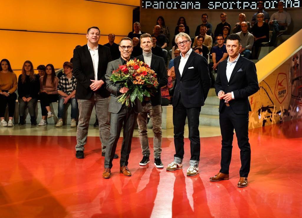 Matthias Hüppis letztes Sportpanorama