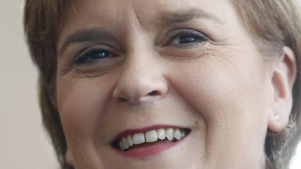 Nicola Sturgeon spricht offen über eine Fehlgeburt und will damit Vorurteilen gegenüber kinderlosen Frauen entgegentreten (Archiv)