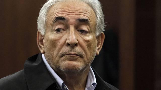 Tritt von seinem Amt als IWF-Chef zurück: Dominique Strauss-Kahn (Archiv)