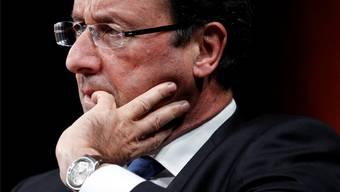 Der Sozialist François Hollande will die Reichen schröpfen.