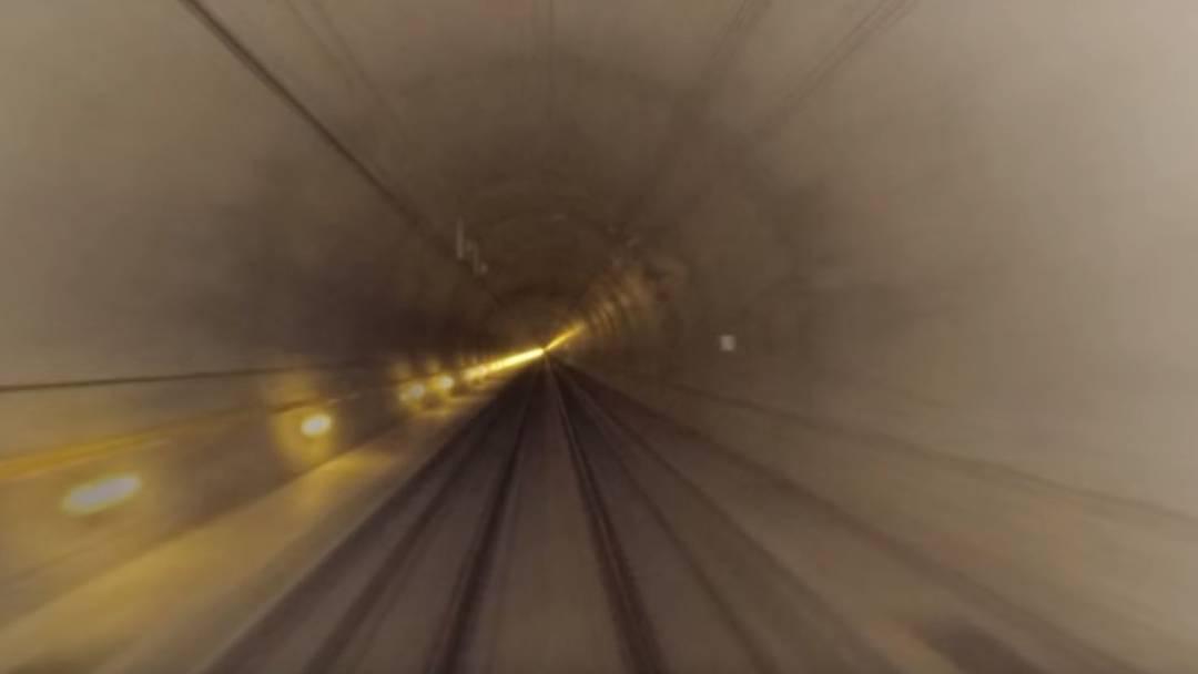Gotthard 360°-Video
