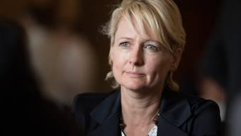 Nationalratspräsidentin Isabelle Moret schaltet sich in die Diskussion um die politische Lage in Belarus ein.