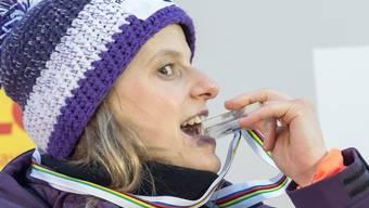 Martina Kocher doppelte an den Weltmeisterschaften in Königssee nach und holte auch im Einzelrennen eine Medaille