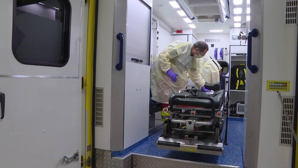 +41 Spezial: Herausforderung Corona für Ambulanz-Teams
