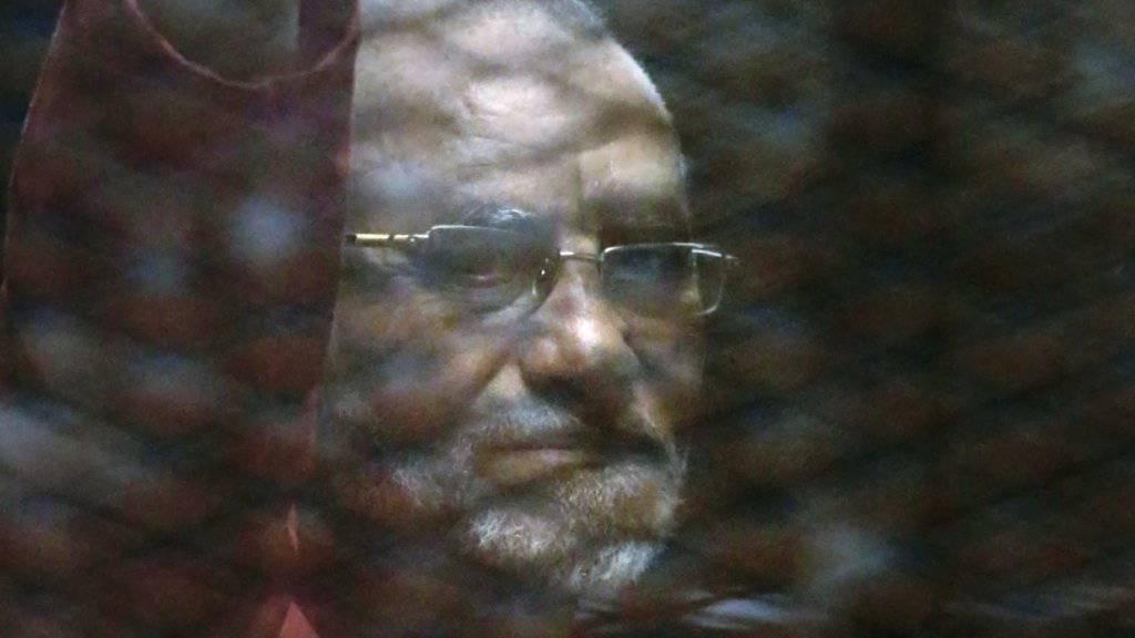 Muslimbruder-Chef Badie wurde bereits mehrfach zum Tode verurteilt. (Archiv)