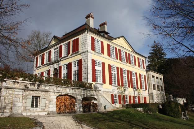 Das Museum Blumenstein von Süden her
