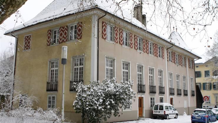 Das «Gressly-Haus» am Kreuzackerquai müsste nach dem Verkauf umbenannt werden. ak