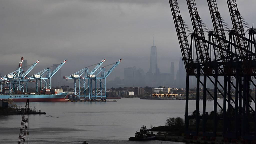 US-Wirtschaft wächst etwas stärker als gedacht