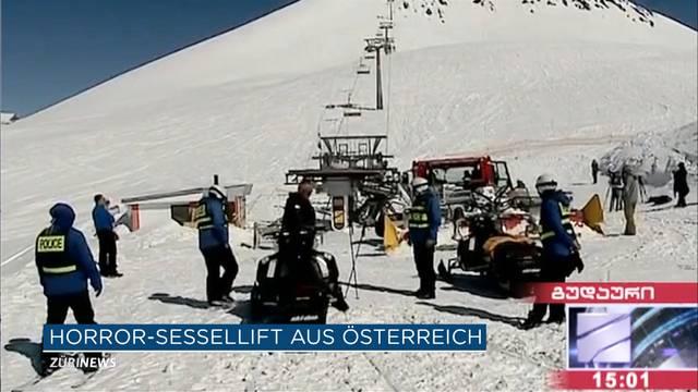 Horror-Sessellift stammt von Österreichischen Firma