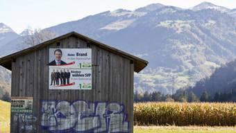 Wers bezahlt hat, bleibt im Dunkel: Wahlplakate 2011 (Archiv)