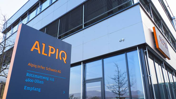 Alpiq InTec Schweiz AG, Olten (Archiv)
