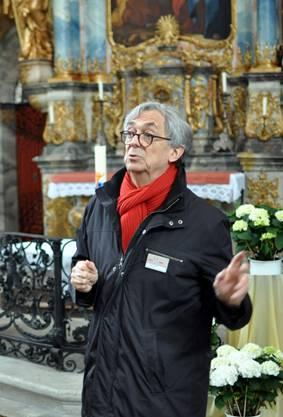 Hardy Ketterer, Murianer Klosterführer