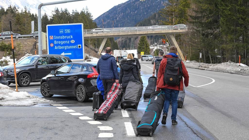 Reisen nach Österreich und Serbien neu ohne Quarantäne möglich