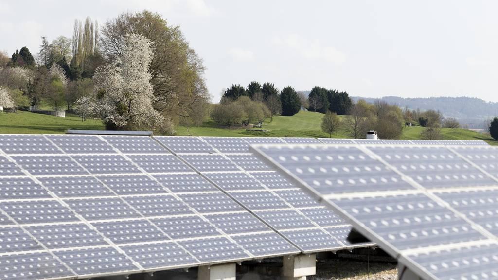 Stadt Zofingen will Photovoltaikanlage bauen