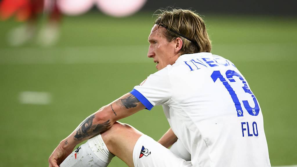 Sofortiger Abschied Per-Egil Flo darf seinen Vertrag mit Lausanne-Sport per sofort auflösen