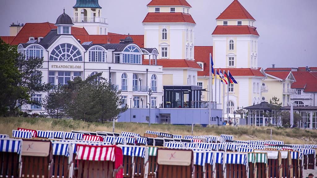 Zahl der Übernachtungen in Deutschland bricht um 47 Prozent ein