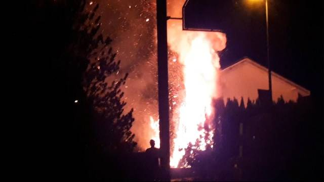 Viele Polizeieinsätze wegen verfrühtem Feuerwerk
