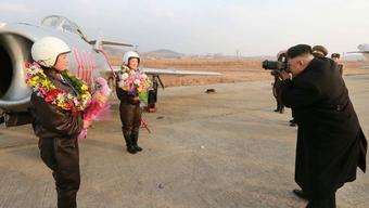 Kim Jong Un greift zur Kamera