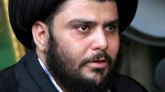 Muktada al-Sadr ruft zu einem Ende der Angriffe auf (Archiv)